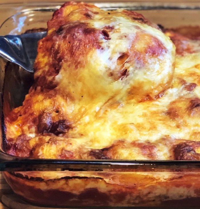 3-ingredient-ravioli-bake-lazy-lasagna