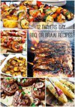 12 Fathers Day BBQ or Braai Recipes