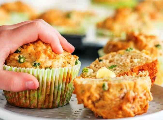 Savoury-muffins-wholemeal-pea-ham