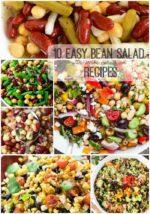 10 Easy Bean Salad Recipes