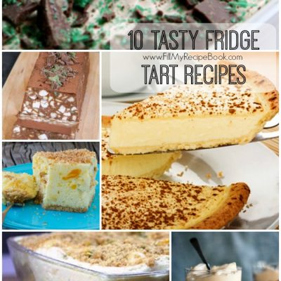 10 Tasty Fridge Tart Recipes