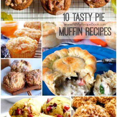 10 Tasty Pie Muffin Recipes