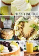 10 Zesty Lime Fruit Recipes