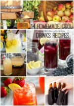 14 Homemade Cool Drinks Recipes