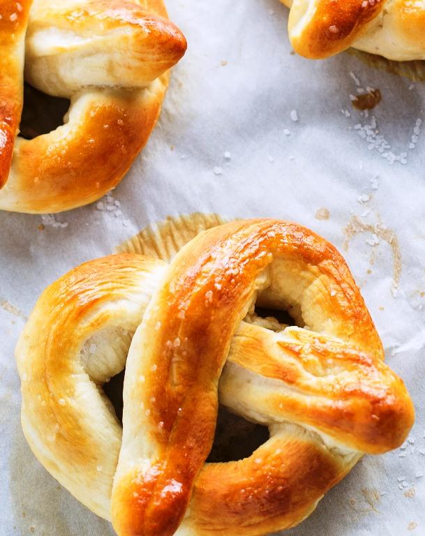 Bread-machine-pretzels