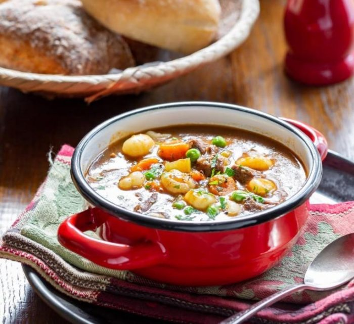 Hearty-beef-and-gnocchi-soup-recipe