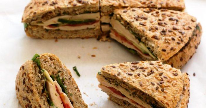 Pressed-picnic-sandwich-with-black-garlic-mayo