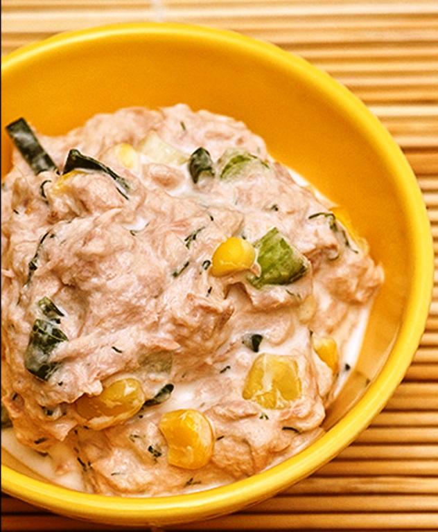 Tuna-dill-sweet-corn-sandwich-filler