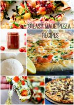 8 Easy Made Pizza Recipes
