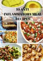 10 Anti Inflammatory Meal Recipes