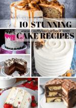 10 Stunning Cake Recipes