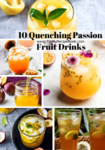 10 Quenching Passion Fruit Drinks