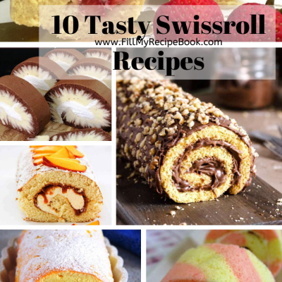 10 Tasty Swissroll Recipes