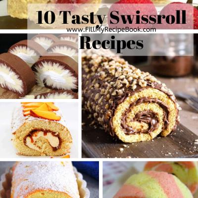 10 Tasty Swissroll Recipes