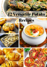 12 Versatile Potato Recipes