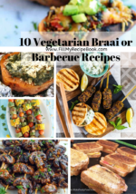 10 Vegetarian Braai or Barbecue Recipes