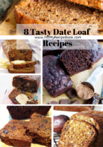 8 Tasty Date Loaf Recipes