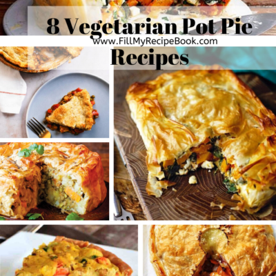 8 Vegetarian Pot Pie Recipes