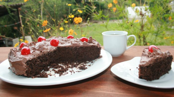 7 minute chocolate cake recipe