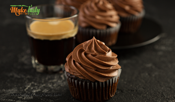 Chocolate and Expresso Cupcakes