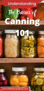 Understanding the Basics of Canning 101