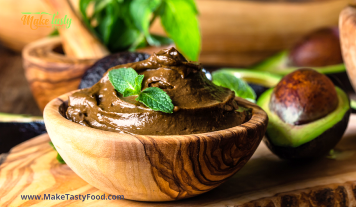 Healthy Chocolate Avocado Mousse