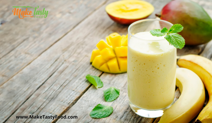 Healthy Gut Soothing Turmeric Smoothie